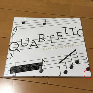 NEWS/NEWS LIVE TOUR 2016 QUARTETTO〈初回盤・…