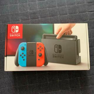 Nintendo Switch Joy-Con(L) ネオンブルー/(R)