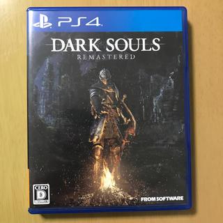 ダークソウル  PS4 ゲームソフト