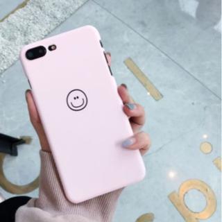 iphone7/8/x/xs ケースカバー 韓国 にこちゃん