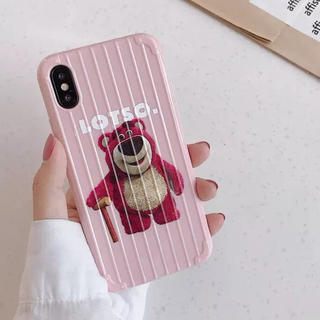 iPhoneケース iPhone7/8 LOTSO ロッツォ スーツケース風