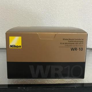 Nikon - 値下げ WR-10 ワイヤレスリモートコントローラーセット