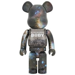 MEDICOM TOY - MY FIRST BE@RBRICK B@BY SPACE Ver.1000%