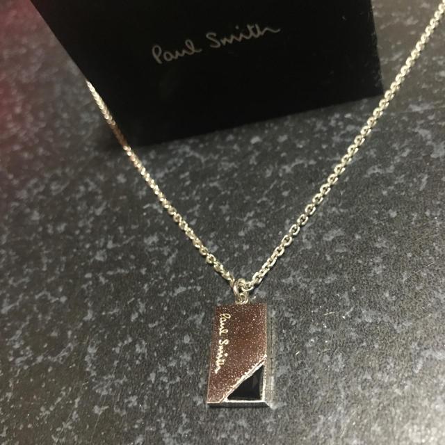 Paul Smith(ポールスミス)のポールスミス ネックレス メンズのアクセサリー(ネックレス)の商品写真