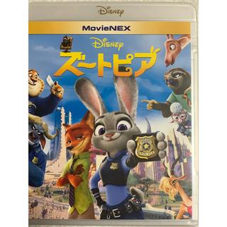 ズートピア MovieNEX DVD+Blu-ray