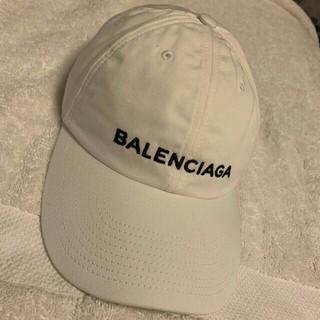 バレンシアガ キャップ