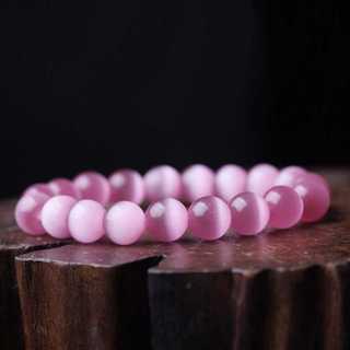 ✴️パワーストーン✴️ かわいいブレスレット ピンクオパール