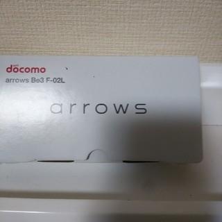 docomo arrows Be3 F-02L