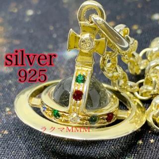 Vivienne Westwood - タイニー オーブ ネックレス/silver925