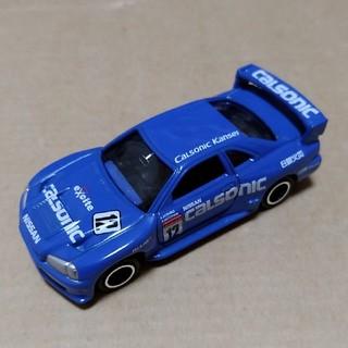 トミカギフトばらし calsonic R34 GT-R