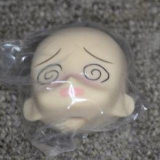 キューポッシュ パーツ 顔 フェイス 【送料無料】