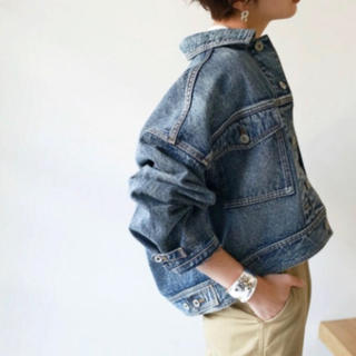 TODAYFUL - TODAYFUL カフストラップデニムジャケット