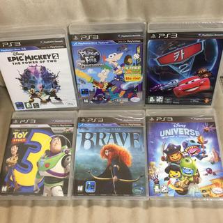 ディズニー(Disney)のPS3 ソフト ディズニー 海外版 プレステ3 トイストーリー(家庭用ゲームソフト)