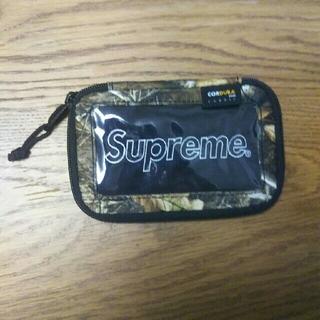 Supreme - Supreme® 19AW Wallet Small Zip Pouch