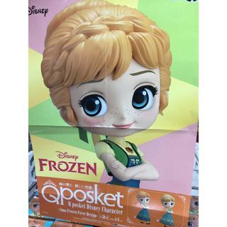Q posket Frozen Fever Design アナ 通常カラー