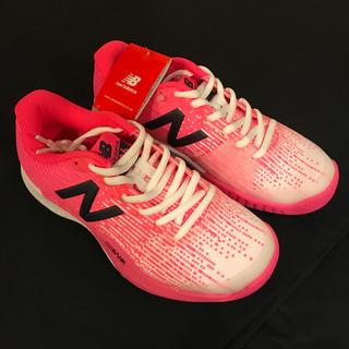 ニューバランス(New Balance)のニューバランス テニスシューズ オムニクレー用  25.5cm 新品未使用(シューズ)