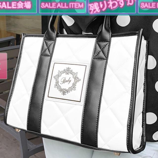Rady(レディー)のrady  新品未使用 バッグ レディースのバッグ(トートバッグ)の商品写真