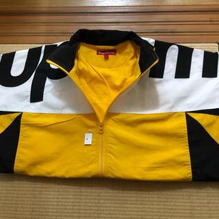 supreme shoulder logo track jacket
