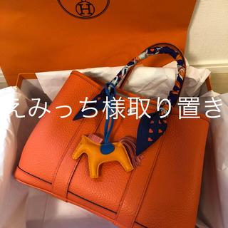 Hermes - ほぼ新品☆エルメス ガーデンパーティー  TPM