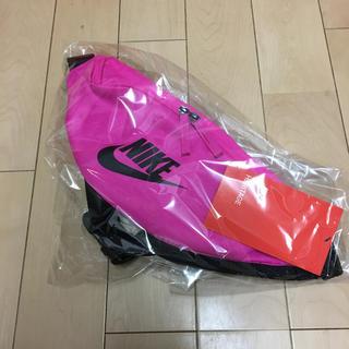 NIKE - ナイキ ヘリテージ ボディバッグ ピンク