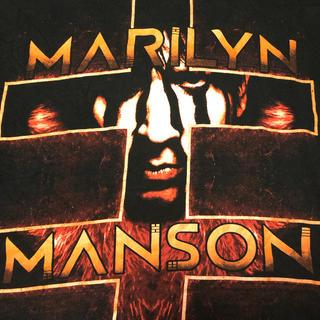 FEAR OF GOD - Marilyn Manson マリリンマンソン Vintage Tシャツ