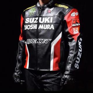 SUZUKIジャケット バイクウェア