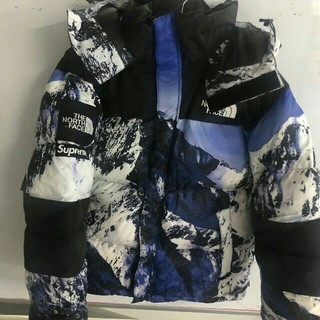 supreme the north face バルトロ 雪山 M size