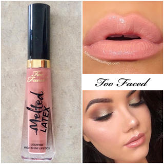too faced☆Melted Latexグロス