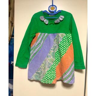 ラグマート(RAG MART)のラグマートの長袖チュニック120(Tシャツ/カットソー)