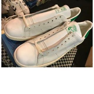 アディダス(adidas)のスタンスミス フランス製 箱付きデッドストック made in france(スニーカー)
