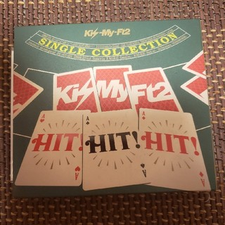SINGLE COLLECTION「HIT! HIT! HIT!」(初回生産限定