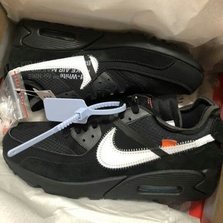 US9.5 27.5 NIKE OFF-WHITE THE 10 AM90 新品