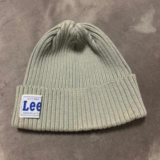 リー(Lee)のLEEニット帽(帽子)