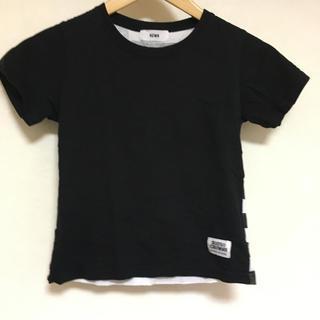 ロデオクラウンズワイドボウル(RODEO CROWNS WIDE BOWL)のRCWB kids Tシャツ L(Tシャツ(半袖/袖なし))