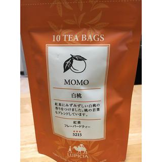 LUPICIA - 白桃紅茶 ティーバッグ10個パック