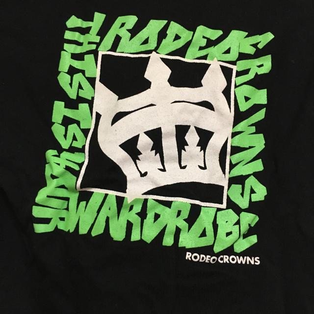 RODEO CROWNS WIDE BOWL(ロデオクラウンズワイドボウル)のRCWB  kids Tシャツ L レディースのトップス(Tシャツ(半袖/袖なし))の商品写真