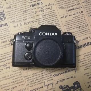 キョウセラ(京セラ)の動作OK CONTAX RTS2 RTS Ⅱ コンタックス(フィルムカメラ)