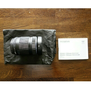 OLYMPUS - オリンパス M.ZUIKO 40-150mm F4.0-5.6 R ズームレンズ