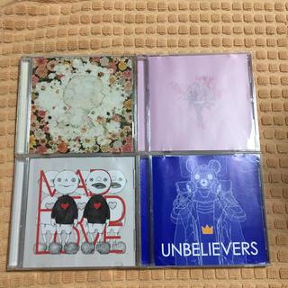 米津玄師シングル CD4枚セット