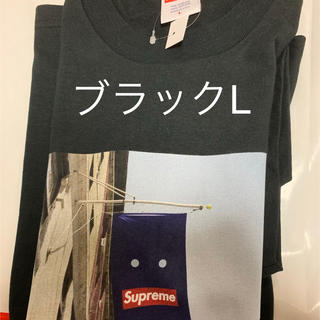 Supreme - supreme Banner Tee L