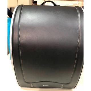 NIKE - ナイキ ランドセル ブラック シルバー 2020年モデルBA6385 販売店直送