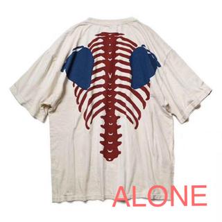 キャピタル(KAPITAL)のKAPITAL bone Tシャツ (Tシャツ/カットソー(半袖/袖なし))