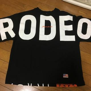 ロデオクラウンズワイドボウル(RODEO CROWNS WIDE BOWL)のロデオクラウンズ RCWB Tシャツ(Tシャツ(半袖/袖なし))