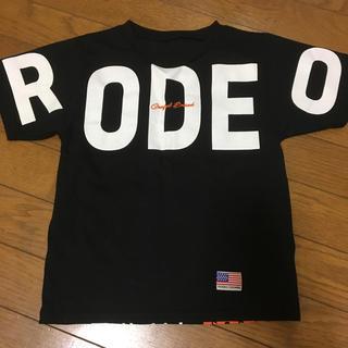 ロデオクラウンズワイドボウル(RODEO CROWNS WIDE BOWL)のロデオクラウンズ RCWB キッズ Tシャツ(Tシャツ/カットソー)