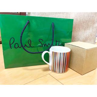 ポールスミス(Paul Smith)の新品【外箱/紙袋付き】ポールスミス マグカップ!(グラス/カップ)