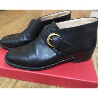 タニノクリスチー(TANINO CRISCI)のTANINO CRISCI ショートブーツ レディース(ブーツ)