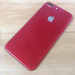 Apple - 【新品バッテリー】iPhone7Plus 128 GB プロダクトレッド