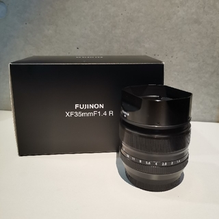 富士フイルム - [FUJIFILM] XF35mmF1.4 R [神レンズ]