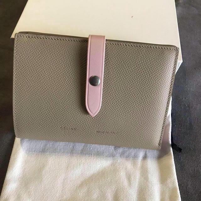 celine(セリーヌ)のCELINE折り財布 レディースのファッション小物(財布)の商品写真