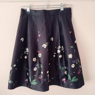 H&M - フランス購入 サテンスカート